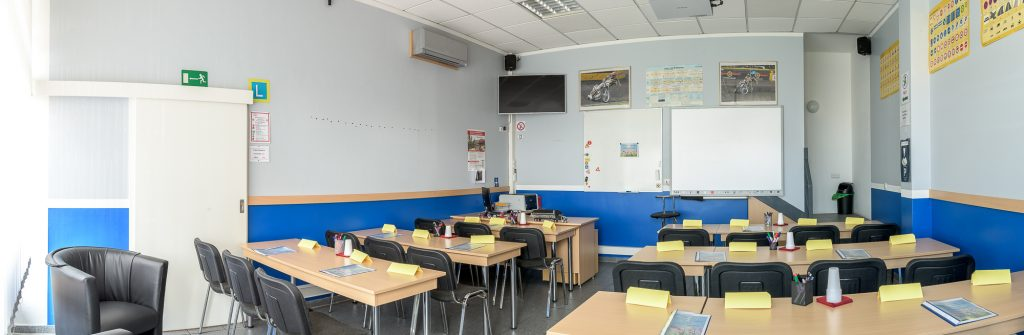 Unsere Fahrschule Räumlichkeiten